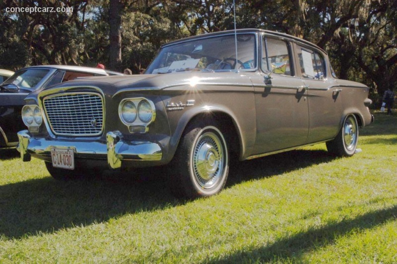 1961 Studebaker Lark History  Pictures  Value  Auction Sales     1961 Studebaker Lark pictures and wallpaper