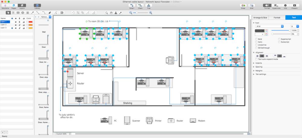 Plans Floor How Draw Computer