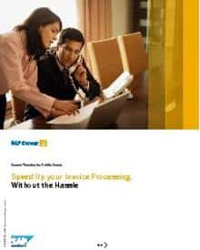 Speed Up your Public Sector Invoice Processing   SAP Concur Speed Up your Public Sector Invoice Processing