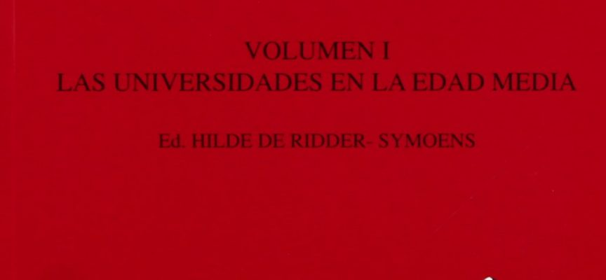 Historia de la Universidad en Europa. Vol. 1. Las universidades en la Edad Media – Libro