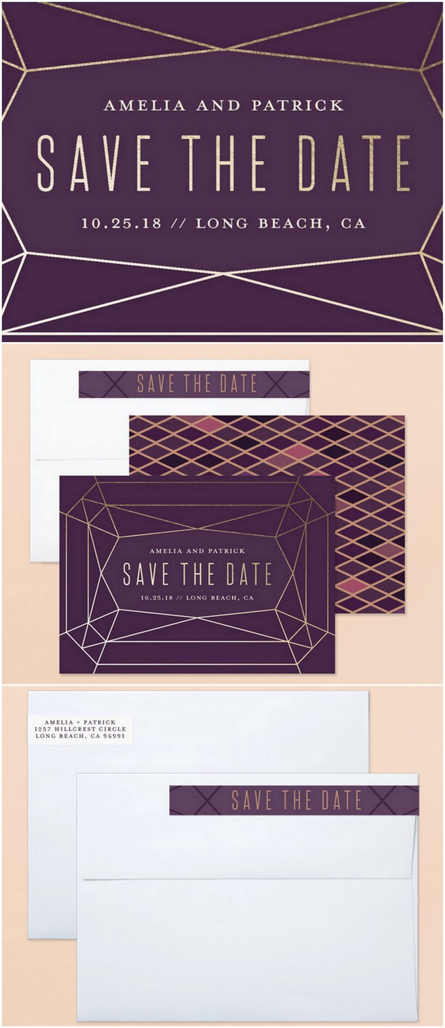 Save Date Invitations Online
