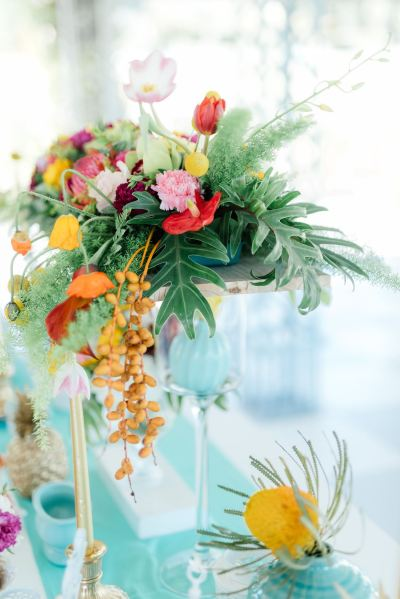 Gorgeously Whimsical Tropical Wedding Ideas