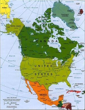 North America - Conservapedia