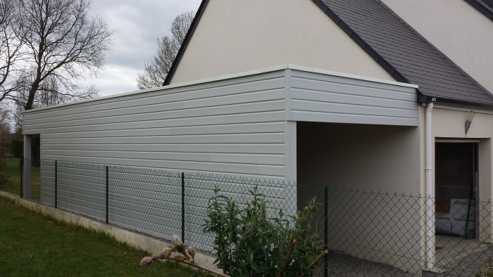 Garages Carports Ateliers Passion Bois Construction