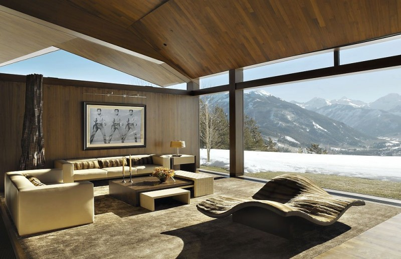 Mountain Modern In Aspen Colorado   CONTEMPORIST
