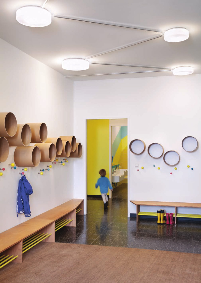 Baukind Have Designed A New Daycare Filled With Fun