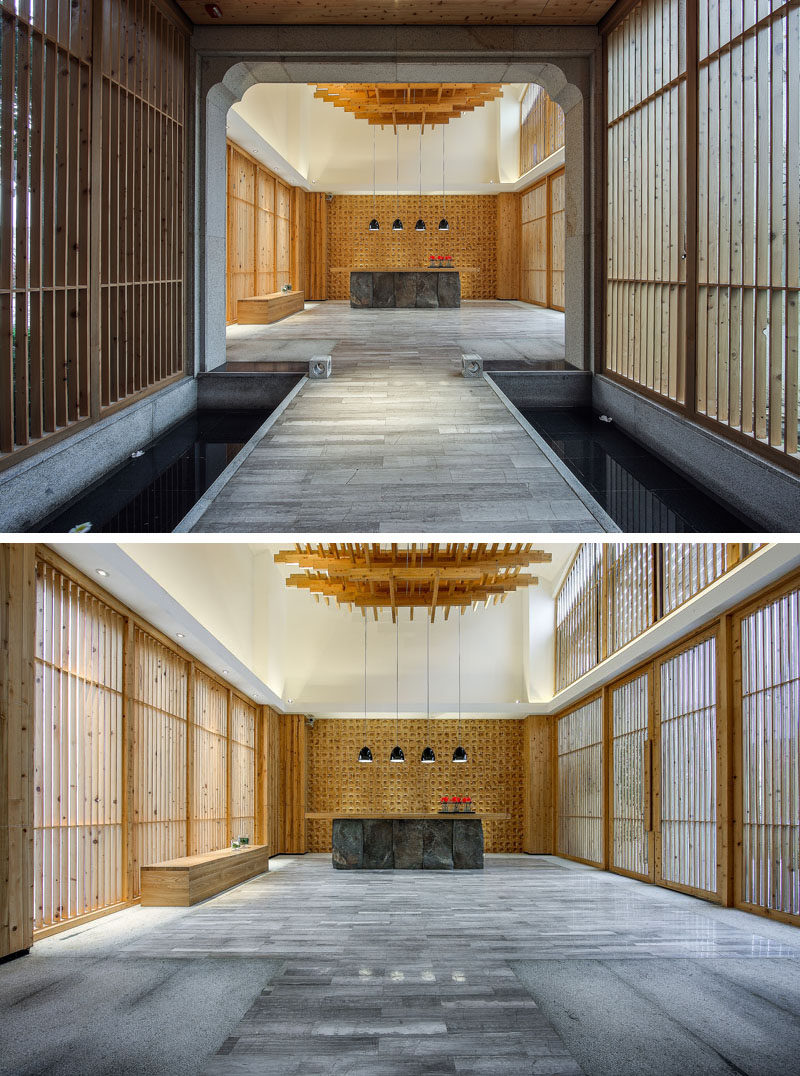 This Spa In China Mixes Traditional And Contemporary