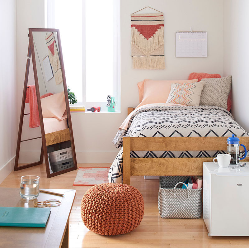 Dorm Room Design   Must Have Essentials   Decor Ideas   CONTEMPORIST DORM ROOM Design Ideas And Must Have Essentials