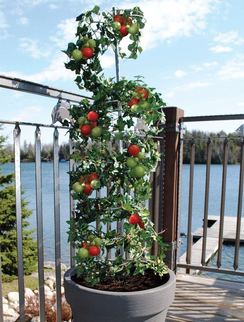 Tall Vegetable Planters