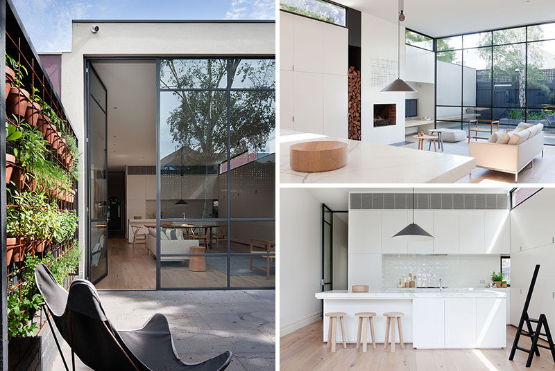 This Australian Victorian Cottage Was Updated With A Contemporary     Architecture firm Robson Rak  together with interior design firm Made by  Cohen  have designed