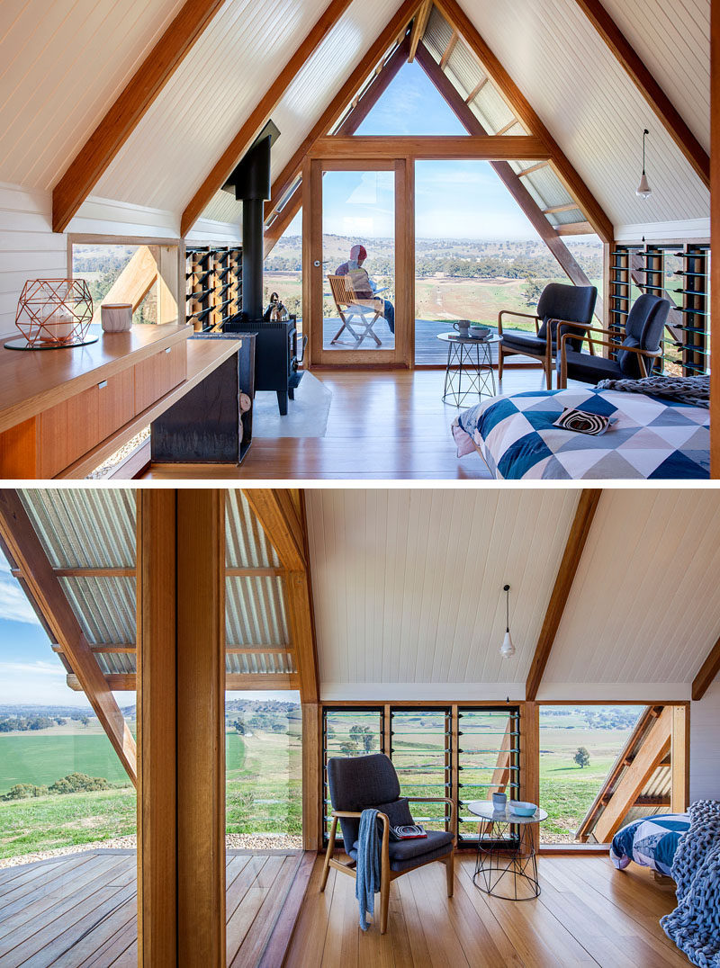 This New Cabin In Rural Australia Was Inspired By Classic