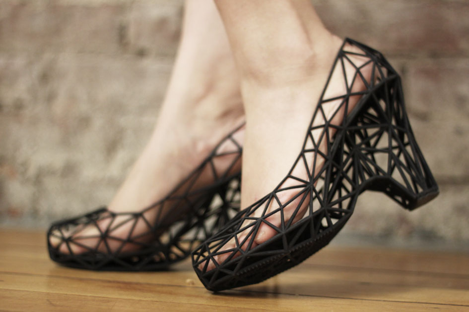 Continuum Fashion   shoes