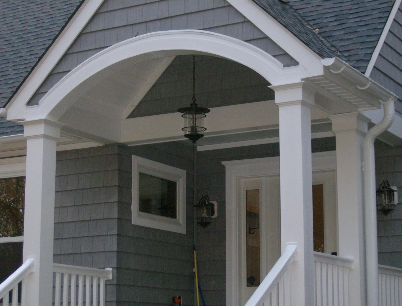 Square Pvc Porch Columns