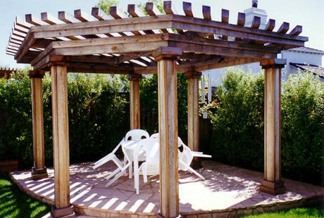 Octagonal Pergola Decks Amp Fencing Contractor Talk