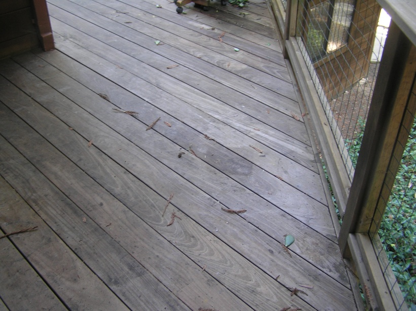 10 Year Old Ipe Deck Decks Amp Fencing Contractor Talk