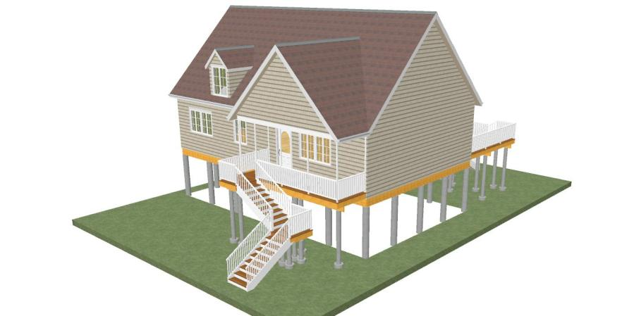 Chief Architect Home Designer Pro 9  Help   Drafting   CAD Forum     Chief Architect Home Designer Pro 9  help elevation page jpg