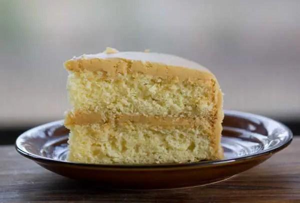 Quick Caramel Cake Icing