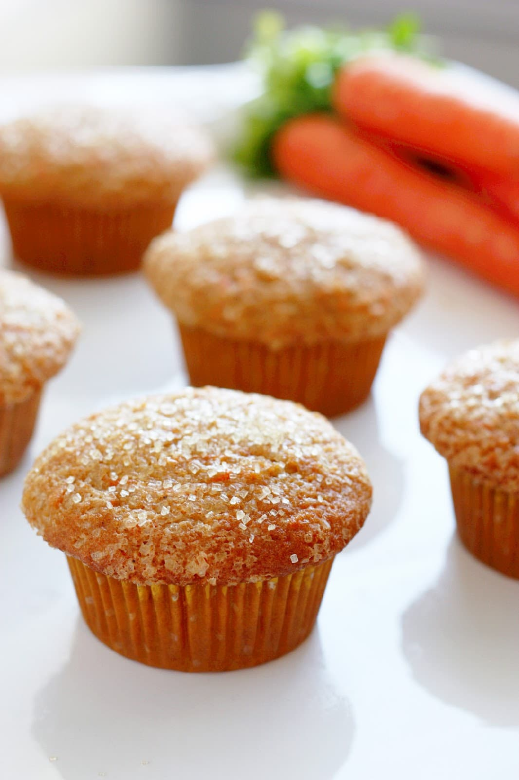 Cream Cheese Filled Carrot Cake Muffins Cooking Classy