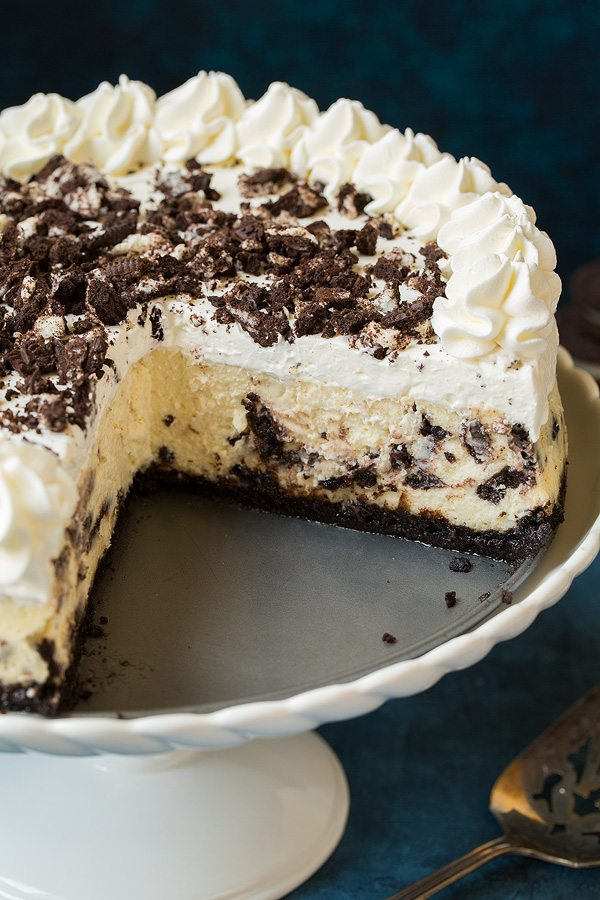 Oreo Cheesecake Always A Crowd Favorite Cooking Classy