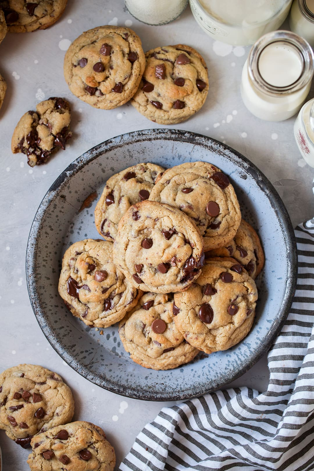 Neiman Marcus Chocolate Chip Cookies Cooking Classy