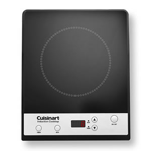 Cuisinart ICT-30 Induction Cooktop Review