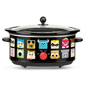 Disney Pixar Oval Slow Cooker Review
