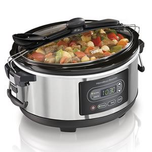 Hamilton Beach 33957 Slow Cooker