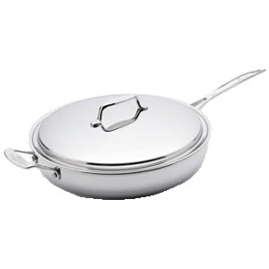 USA Pan Gourmet Chef Skillet With Cover