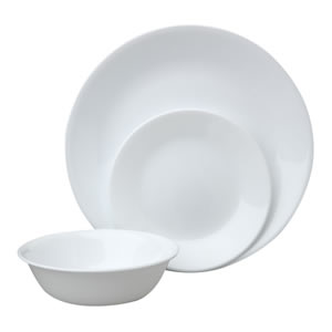 Red Vanilla White Rice 16-Piece Dinnerware Set Review