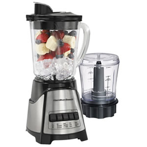Hamilton Beach (58149) Blender Review