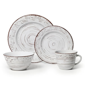 Pfaltzgraff 16-Piece Trellis Dinnerware Set Review