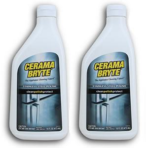 Cerama Bryte Stainless Steel Cleaning Polish Review