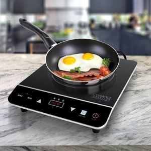 Cosmo Portable Induction Cooktop Countertop Burner Review