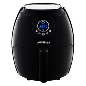 GoWISE USA 2nd Generation Electric Digital Air Fryer Reivew