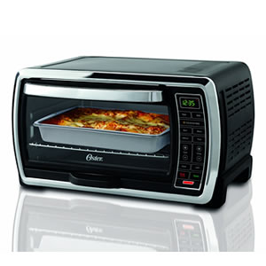 Oster TSSTTVMNDG Countertop 6-Slice Convection Toaster Oven Review
