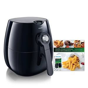 Philips Airfryer with Bonus 150+Recipe Cookbook