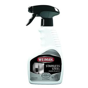 Weiman Stainless Steel Cleaner & Polish, 72 oz.