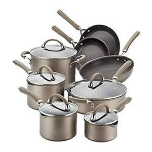 Circulon Premier 13-piece Hard-anodized Cookware Set Review