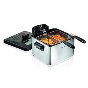 Hamilton Beach (35036) Electric Deep Fryer Review