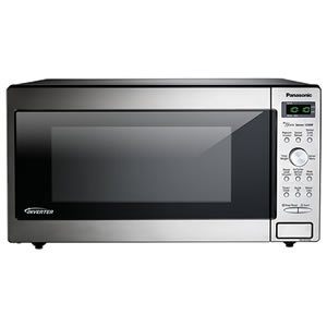 Panasonic NN-SD745S Countertop Microwave