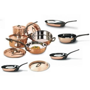 Bourgeat 13 Piece Copper Cookware Set Review