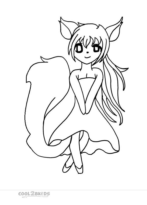 Evil Easy Anime Boy Drawing