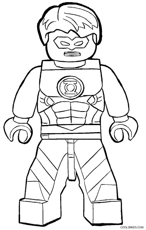 Marvel Shazam Coloring Pages