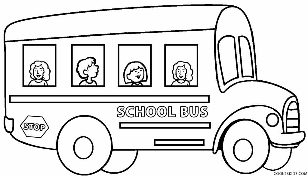 List of Coloring Page Bus Pict - Best Pictures