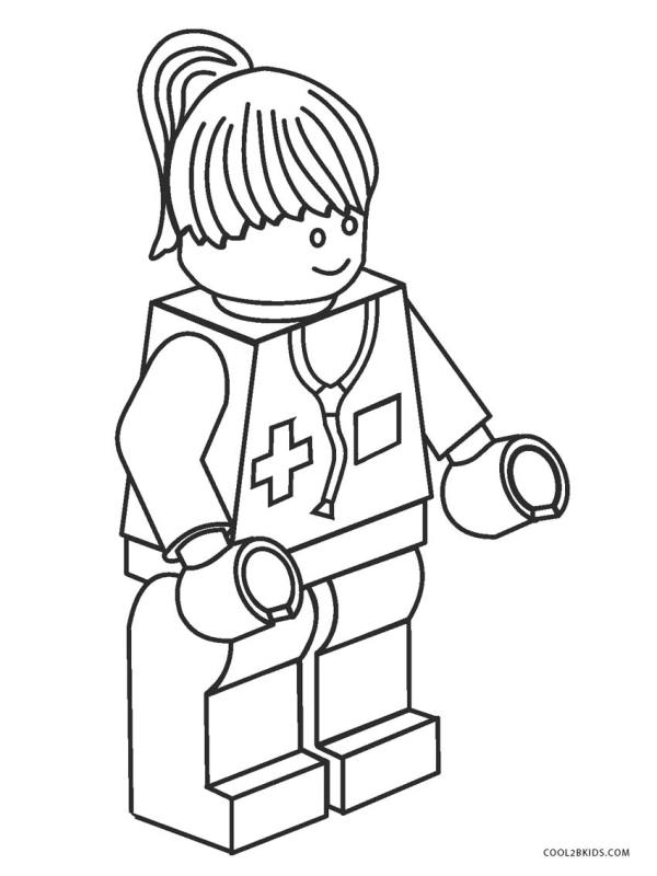 legos coloring pages # 27