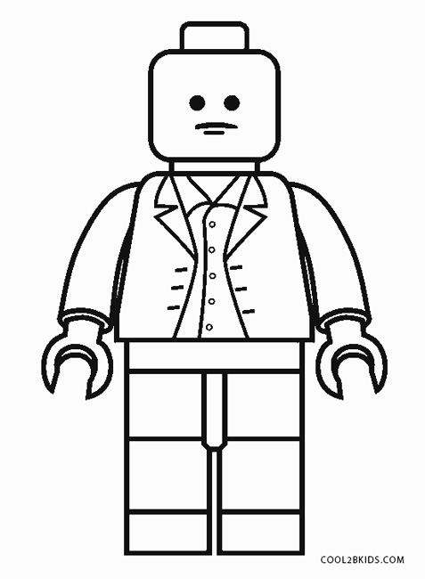 coloring pages lego # 12