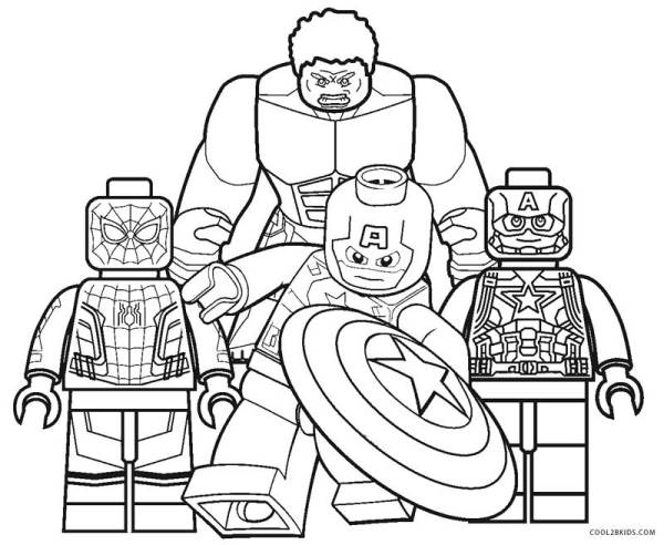 coloring pages lego # 0