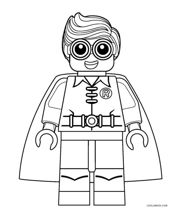 coloring pages lego # 1