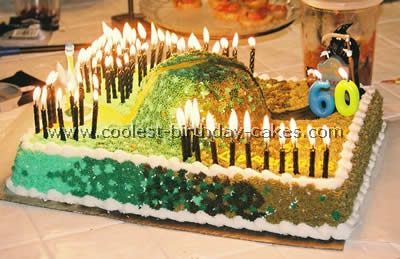 Coolest Over The Hill Cakes And Photos