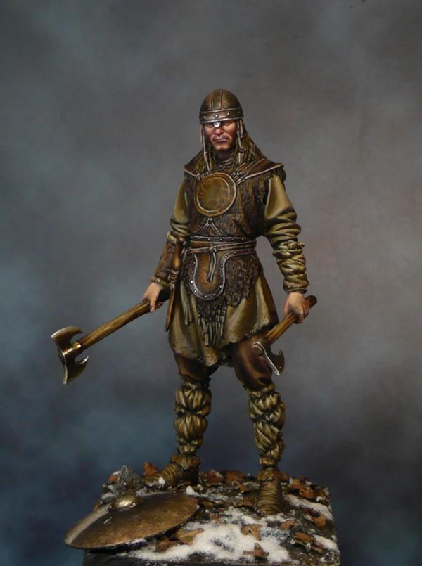 Coolminiornot Saxon Warrior By Ithandir